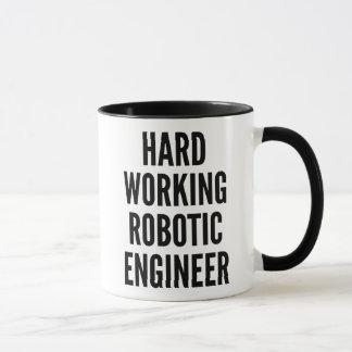 Hard Working Robotic Engineer Mug