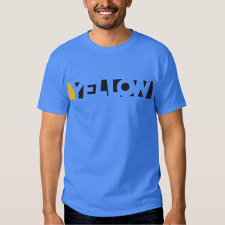Hard Yellow T-shirt
