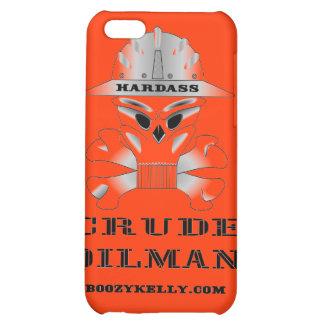 Hardass Crude Oilman,iPhone,Speck Case,Oil iPhone 5C Case
