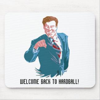 Hardball, Welcome Back To Hardball! Mouse Pad