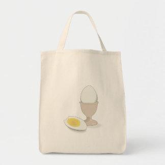 hardboiled egg canvas bags