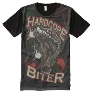 HardCore Biter All-Over-Print Shirt