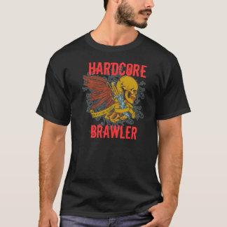 Hardcore Brawler Dark T-Shirt