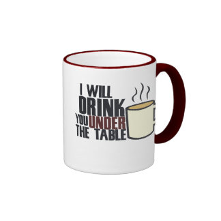 Hardcore coffee drinker coffee mug