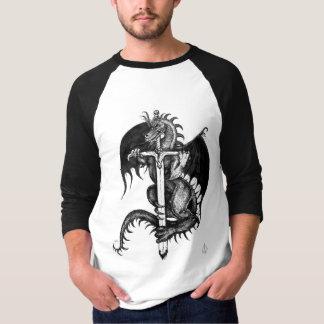 Hardcore Dragon T-Shirt