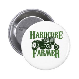 Hardcore Farmer Button