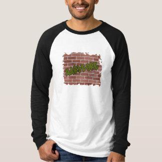 hardcore graffiti  design t shirts