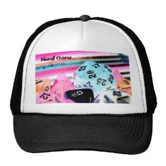 Hardcore Nerd Trucker Hat