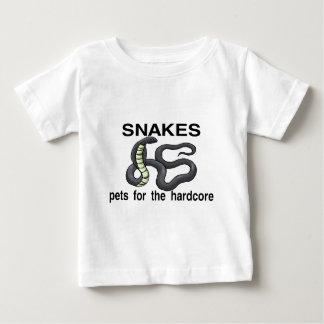 Hardcore Snakes Baby T-Shirt