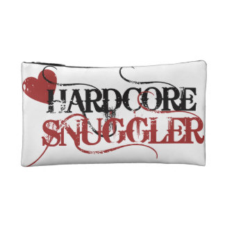 Hardcore Snuggler Cosmetic Bag