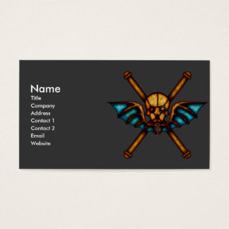 Hardcore Steampunk, business card