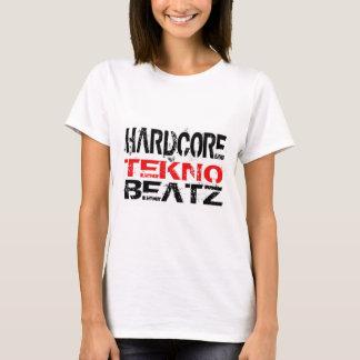 Hardcore Tekno Beatz Ladies Basic T-Shirt