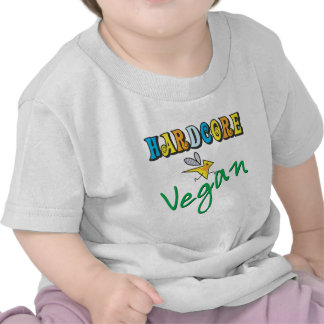 Hardcore Vegan Tshirts