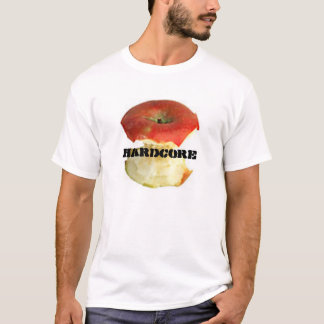 Hardcore (white) T-Shirt