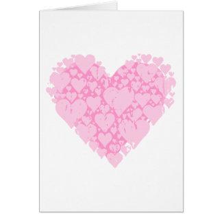 Hardened Hearts Card