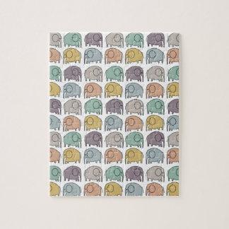 Hardest elephant puzzle in the world