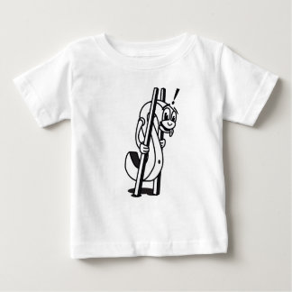 Hardest Working Dollar Man Baby T-Shirt
