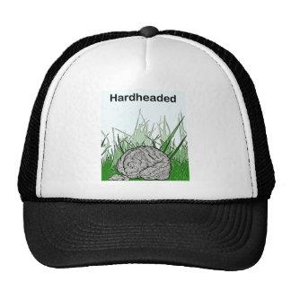 Hardheaded: Stubborn as a rock! Mesh Hats