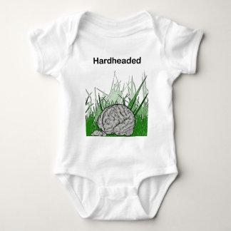 Hardheaded: Stubborn as a rock! Shirt