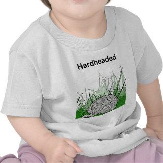 Hardheaded: Stubborn as a rock! T Shirts