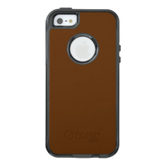 Hardily Earthy Brown Color OtterBox iPhone 5/5s/SE Case