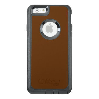 Hardily Earthy Brown Color OtterBox iPhone 6/6s Case