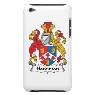 Hardiman Family Crest iPod Touch Case-Mate Case