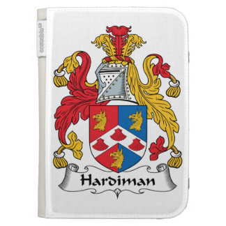 Hardiman Family Crest Kindle 3 Cover
