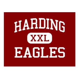 Harding - Eagles - Middle - Philadelphia Postcard