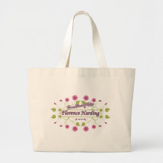 Harding ~ Florence Harding / Famous USA Women Tote Bag