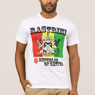 hardlocal ras trini 868 red rep it Shirt