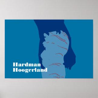 Hardman Hoogerland Poster