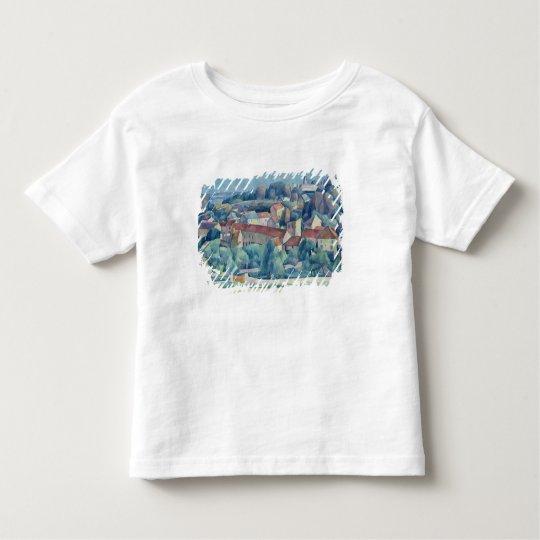 Hardricourt Village and Castle Toddler T-shirt