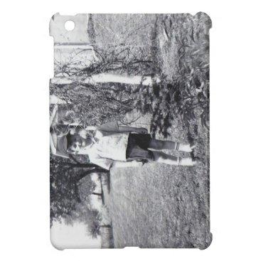 Hardshell iPad Mini Case Nostalgia B/W Photo