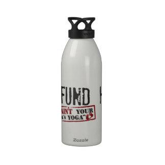 Hardship Water Bottle