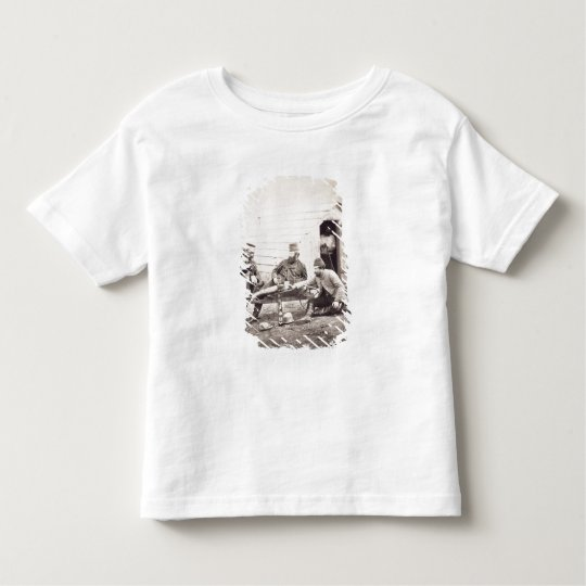 Hardships in the Camp (Colonel Lowe and Captains B Toddler T-shirt