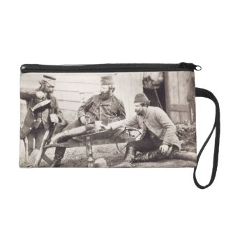 Hardships in the Camp (Colonel Lowe and Captains B Wristlet Purse