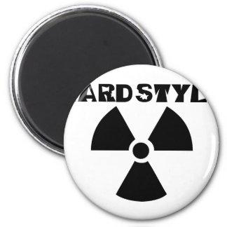 hardstyle active refrigerator magnets