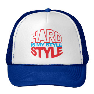 Hardstyle Circle 2 Trucker Hat