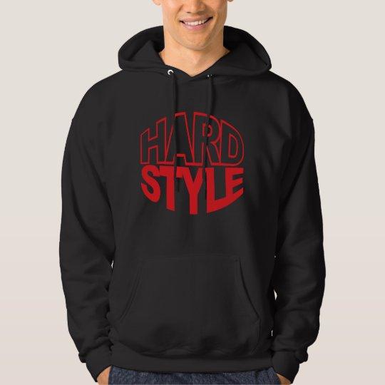 Hardstyle Circle Hoodie