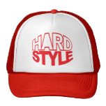 Hardstyle Circle Trucker Hats