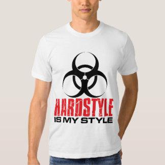 Hardstyle es mi estilo playera