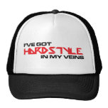Hardstyle In My Veins Trucker Hat