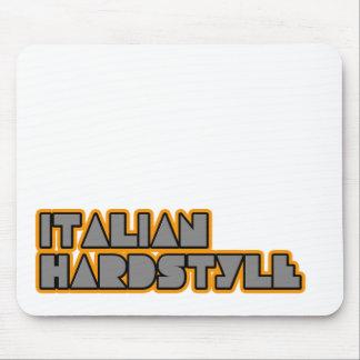 Hardstyle italiano alfombrillas de ratones
