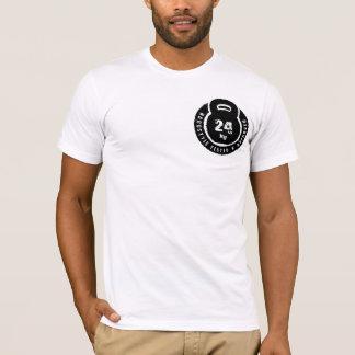 Hardstyle Kettlebell 24kg Tested & Approved T-Shirt