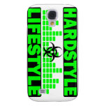 Hardstyle Lifestyle hazzard and tempo design Galaxy S4 Cover