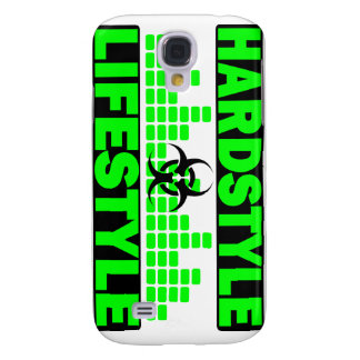 Hardstyle Lifestyle hazzard and tempo design Galaxy S4 Case