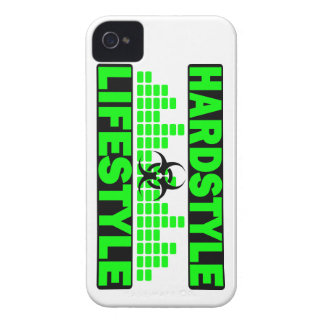 Hardstyle Lifestyle hazzard and tempo design iPhone 4 Covers