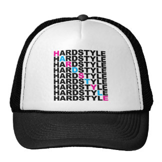 Hardstyle List Cap