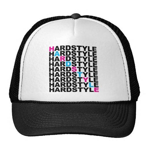 Hardstyle List Mesh Hats